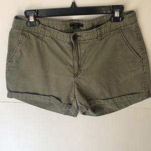 H&M Green Shorts